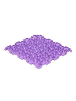Массажный коврик Ортодон Колючки жесткие сиреневый