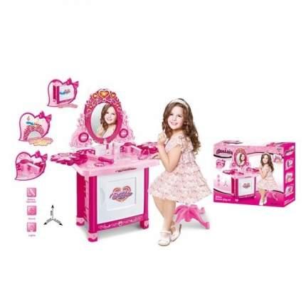 Набор парикмахера игрушечный Shantou свет, звук, с аксессуарами