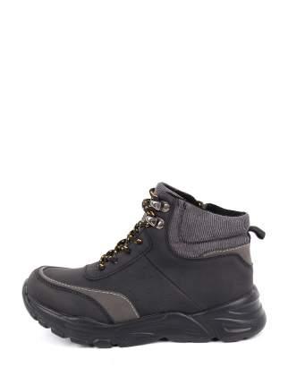 Ботинки для мальчиков BERTEN IWF_7730-005_black цв. черный р. 36