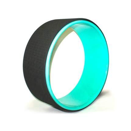 Колесо для йоги RamaYoga YJ-KPY, голубой