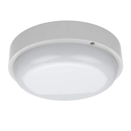 Светильник для ЖКХ Gauss ECO IP65 D160*53 15W 1100lm 4000K ЖКХ круглый 126418215