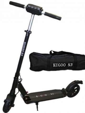 Электросамокат Kugoo S3 Jilong black