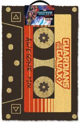 Коврик придверный Pyramid Guardians of the Galaxy Vol.2: Awesome Mix