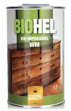 Масло для детской мебели и детских игрушек Helios Bio Impregnol WM 1 л.