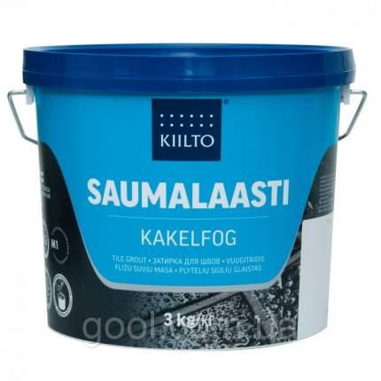 Затирка цементная для швов плитки КIILTO SAUMALAASTI №30 3 кг., цвет: Бежевый