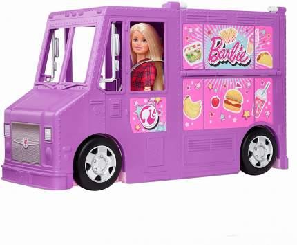 Грузовик Barbie Доставка еды Барби GMW07