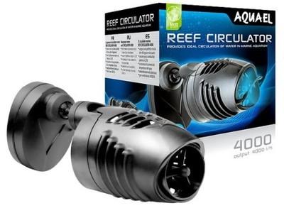 Помпа для аквариума циркуляционная Aquael Reef Circulator 4000, погружная, 4000 л/ч, 4.2Вт