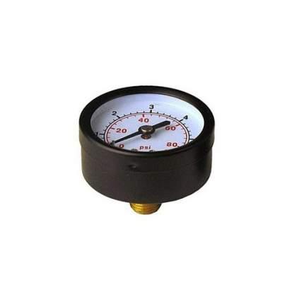 """Манометр VIEIR 1/4"""", горизонтальный (50 мм/6 бар) (YLB6)"""