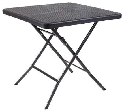 Стол для дачи Go Garden Split 50368 black 78x78x74 см