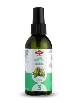 Органическое масло OTACI для роста волос, против выпадения на основе 11 масел, 150мл