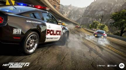 Игра Need for Speed: Hot Pursuit Remastered для PlayStation 4