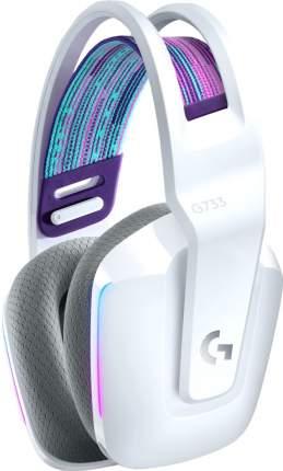 Игровая гарнитура Logitech G733 Lightspeed White