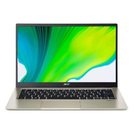 Ультрабук Acer Swift 1 SF114-33-P06A Gold (NX.HYNER.001)