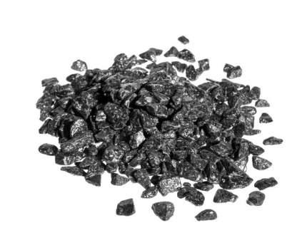 Декоративные камни Edelman 348953 черный 1 кг