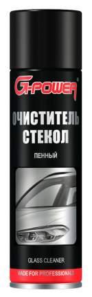 Очиститель стекол пенный, аэрозоль 650 мл. G-Power арт. GP-503