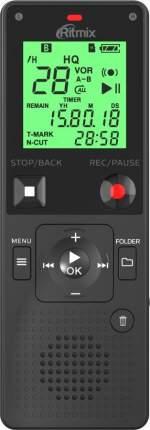 Диктофон Ritmix RR-820 8Gb Black