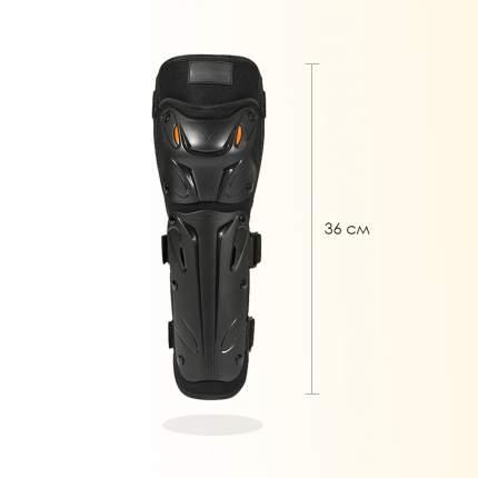 Налокотники BroBobber 2 шт, цвет черный, 36 см, BR-ELBW-01