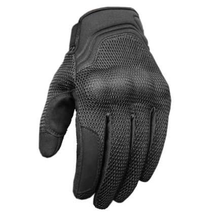 Мотоперчатки, цвет черный, размер XL, BroBobber BR-GLV-03-XL