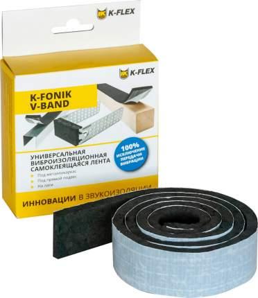 Демпфирующая лента K-FONIK V-BAND 006*030-01 для крепления прямых строительных подвесов