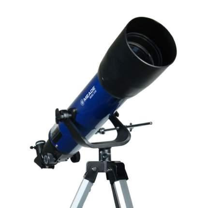 Телескоп Meade S102 102 мм (660мм f/5.9 азимутальный рефрактор с адаптером для смартфона)