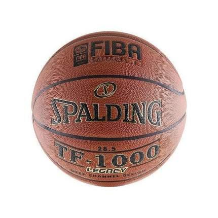 Spalding Баскетбольный мяч Spalding TF 1000 Legacy, размер, 6 Арт. 74-451