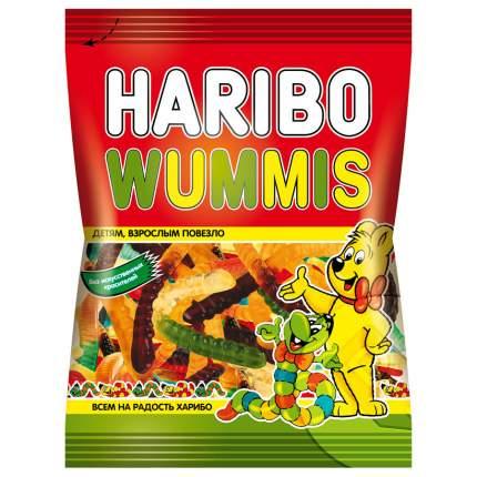 Мармелад Haribo Wummis червячки жевательный, 155 г