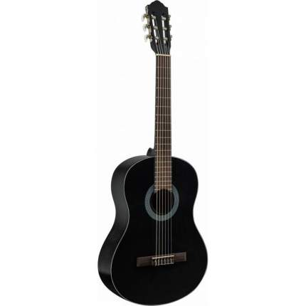 Классическая гитара Flight C-100 BK 4/4