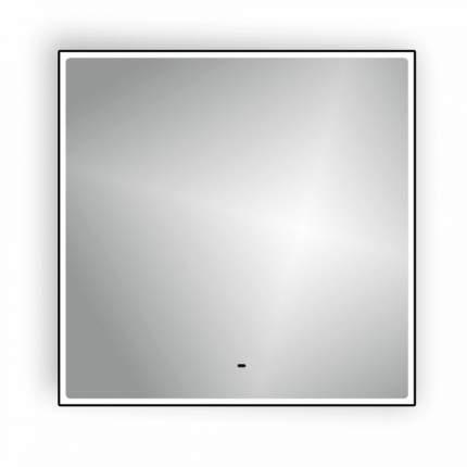 Зеркало Teymi Helmi 80х80, LED Black Edition, сенсор на взмах T20305IR