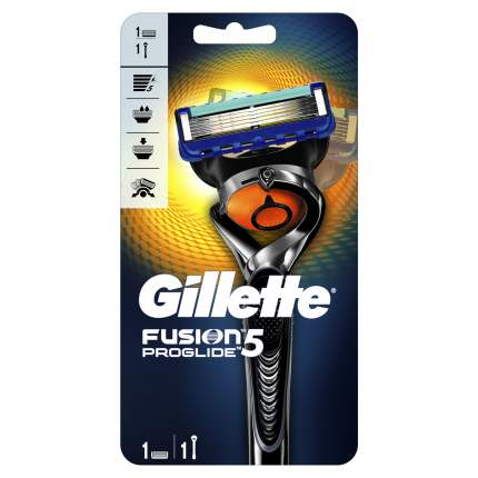 Мужская бритва Gillette Fusion5 ProGlide с 1 сменной кассетой