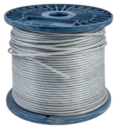 Трос стальной  покрытие цинк, DIN 3055 6, 100 м/BeFast/TC060S