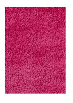 Ковер ворсовый SHAGGY розовый 100х150 арт. УК-1004-03 Kamalak tekstil