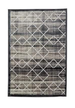 Ковер ворсовый NUR серый 100х150 арт. УК-1016-03 Kamalak tekstil