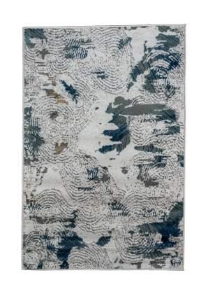Ковер ворсовый NUR голубой серый 120х180 арт. УК-1023-06 Kamalak tekstil