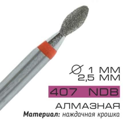Фреза алмазная Cosmake NDB 407, D=1 мм