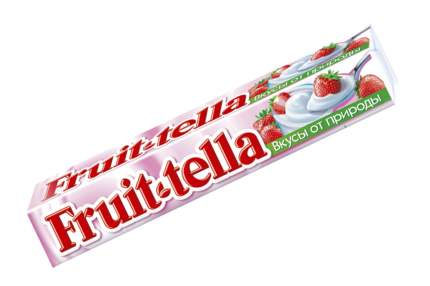 Конфеты Fruittella жевательные со вкусом клубничного йогурта, 41 г