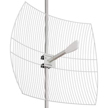 Антенна параболическая Kroks KN27-1700/2700 3G/4G 27dBi