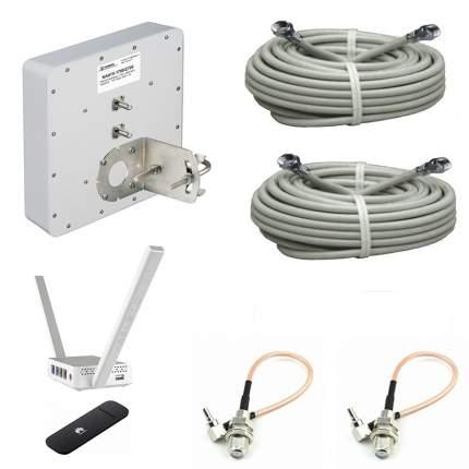 Комплект интернета 3G/4G LTE с Wi-Fi/Ethernet антенна MIMO