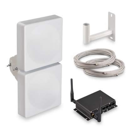 Усилитель интернет сигнала Крокс KSS15-3G/4G-MR AllBands