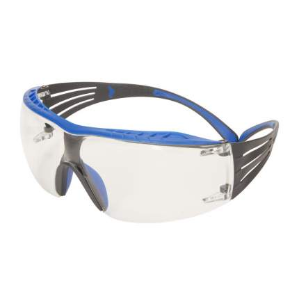 Очки открытые защитные 3М с покрытием Scotchgard Anti-Fog (K&N), SF401XSGAF-BLU-EU