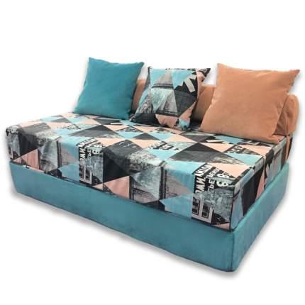 Бескаркасный диван DreamBag PuzzleBag XL, микровельвет, Style