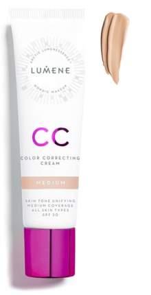 СС средство Lumene Color Correcting Cream SPF 20 Medium 30 мл
