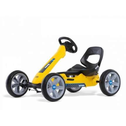 Веломобиль BERG Reppy Rider желтый