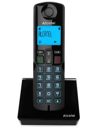 Радиотелефон Alcatel S230 RU BLACK