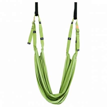 Гамак для йоги Atlanterra AT-LEB5-10, зеленый