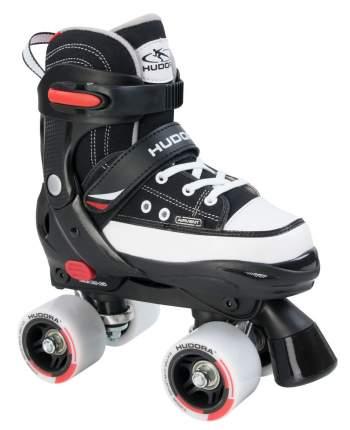 Ролики HUDORA Roller Skate разм. 28-31 черные