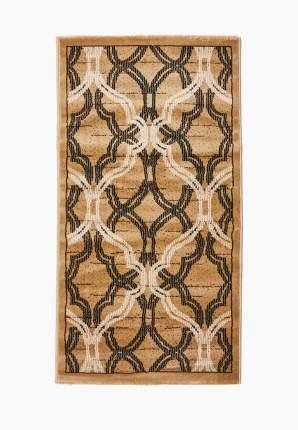 Ковер коричневый 80 x 150 арт. УКВ-0643 Kamalak tekstil