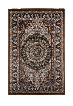 Ковер коричневый 100 x 150 арт. УКВ-0624 Kamalak tekstil