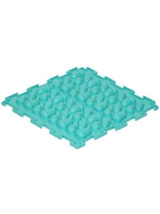 Массажный коврик Ортодон Желуди жесткие бирюзовый