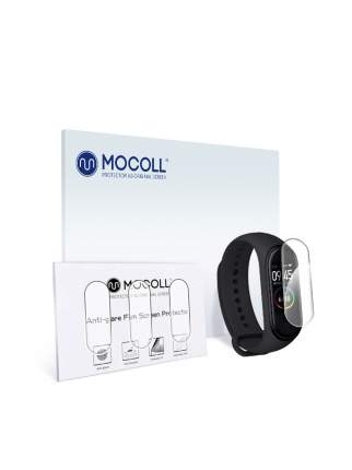 Пленка защитная MOCOLL для дисплея Honor Band 4 2 шт Прозрачная глянцевая