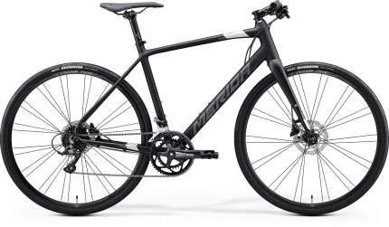 Велосипед Merida SPEEDER 200 S(50cm) MattBlack/DarkSilver (2021)